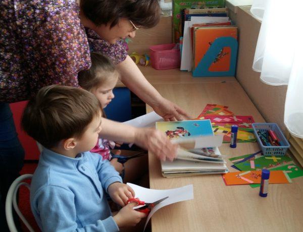 Книгу своими руками в честь юбилея библиотеки